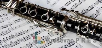 Koncert klarinetista u Maloj sali Pozorišta