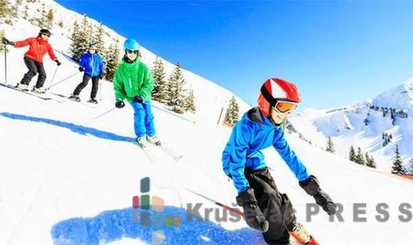 Još malo skijanja