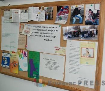 Poruke u Savetovalištu za mlade FOTO: S. Babović