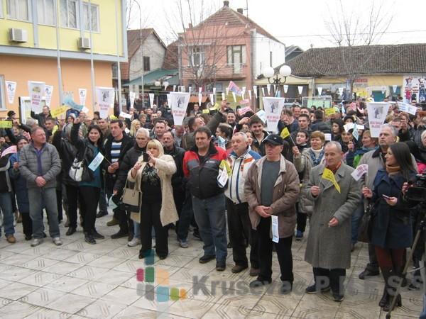 cicevac protest