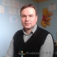 Dečji psihijatar dr Dragan Dronjak FOTO: N. Budimović