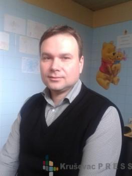 Doktor Dragan Dronjak ima puno iskustva u radu sa mladima koji su bili žrtve vršnjačkog nasilja FOTO: N. Budimović