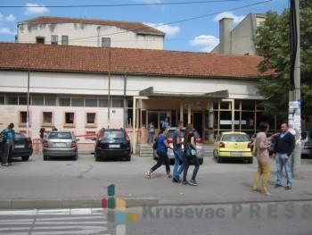 Mladi u Kruševcu su sve agresivniji i brutalniji FOTO: S.Milenković