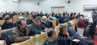 Trstenički funkcioneri podneli izveštaj građanima
