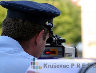 """Saobraćajni policajci najavljuju """"Blic maraton"""""""