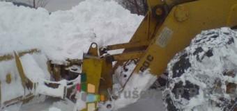 Druga snežna ofanziva