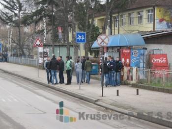 Školama se sugeriše da pojačaju dežurstvo i obezbeđenje kako bi sprečili nasilje FOTO: S. Milenković