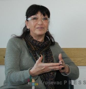 Snežana Živković, sociološkinja Centra za socijalni rad FOTO: S. Milenković