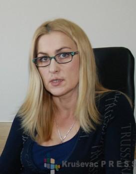 Specijalni pedagog Irena Zarić FOTO: S. Babović