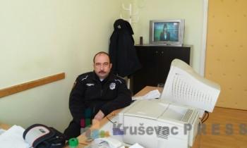 Zvonko Lazarević od srede štrajkuje glađu