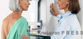 Pokretni mamograf u Varvarinu
