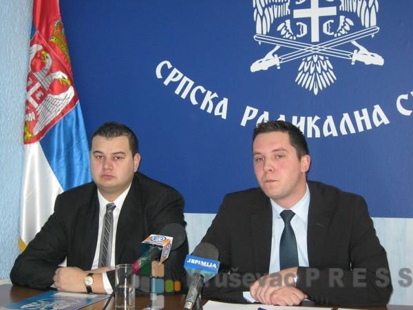 Radikali traže od Nestorovića da kaže šta je uradio za Kruševac!