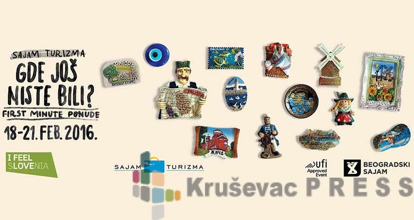 Turistička organizacija na Sajmu turizma