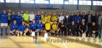 Rezultati turnira veterana u malom fudbalu