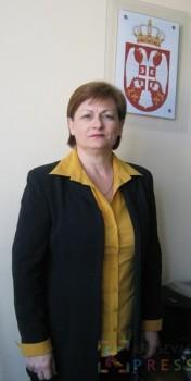 Dušica Jelić, zamenik višeg javnog tužioca FOTO: S. Babović