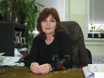 Ivanka Milenković, rukovodilac Centra za socijalni rad u Varvarinu FOTO: S. Milenković