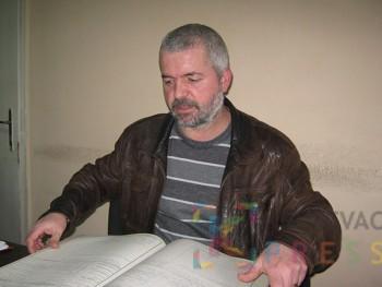 Matičar Blagoje Blažić FOTO: S. Milenković