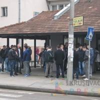 O bezbednosti učenika u kruševačkim školama brine 12 školskih policajaca FOTO: S. Milenković