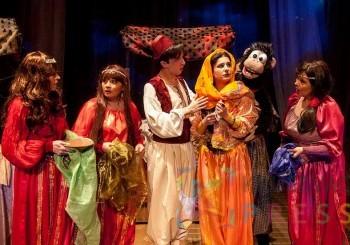 """Nova predstava """"Aladin"""" na sceni Kruševačkog pozorišta"""