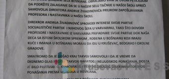 Direktor Živadinović odgovara na optužbe Miloševića i Davidovića!