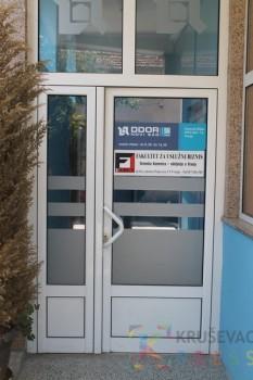 Prostorije FABUS se nalaze u privatnoj kući FOTO: N. Lazić