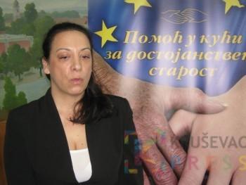 Marija Vesligaj, koordinatorka projekta koji je finansijski podržala Evropska Unija FOTO: S. Milenković
