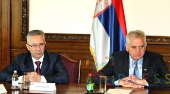Predrag Mikić je savetnik predsednika Srbije Tomislava Nikolića