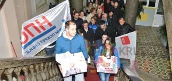 Proglašena prva izborna lista u Trsteniku