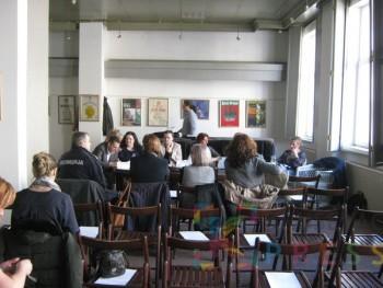 """Završni panel projekta """"Vršnjačko nasilje - društvena odgovornost"""" FOTO: S. Babović"""