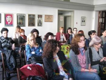 Panel je okupio više od 20 kompetetnih učesnika FOTO: S. Babović