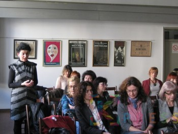 Učesnici panela su aktivno učestvovali u diskusiji FOTO: S. Babović
