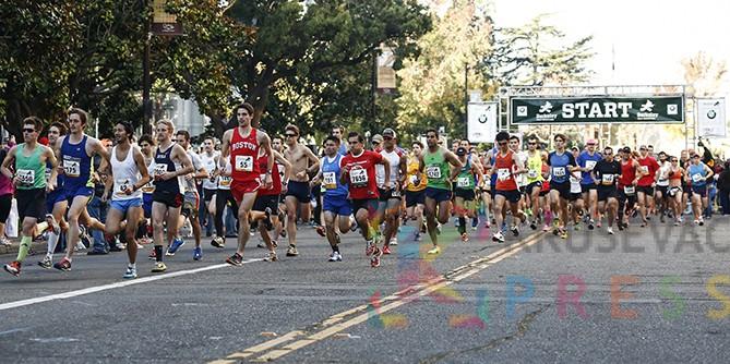 2013 Berkeley Half Marathon