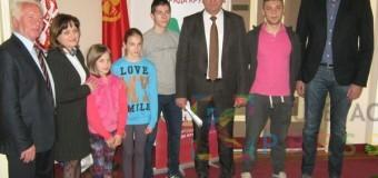 Promovisani stipendisti Sportskog saveza Grada Kruševca