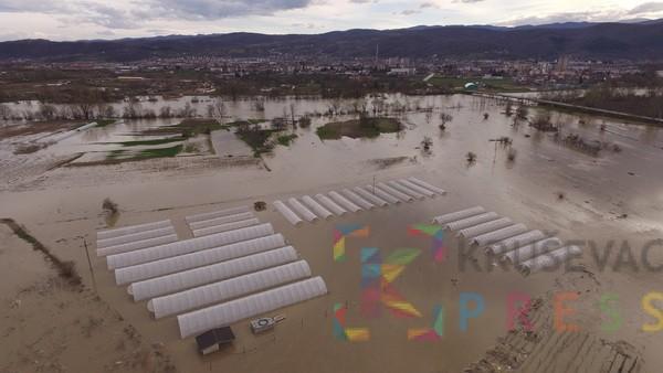 Ukinuto vanredno stanje zbog poplava u Trsteniku