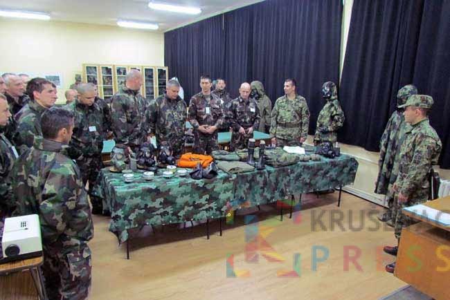 Obuka za Mađare u kruševačkom Centru ABHO