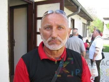 Dragan Stojković je dobrovoljno dao krv 150 puta FOTO: S. Milenković