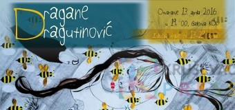 Izložba crteža Dragane Dragutinović