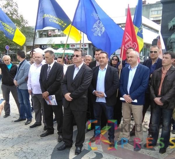 Opozicija se žali na medijsku blokadu