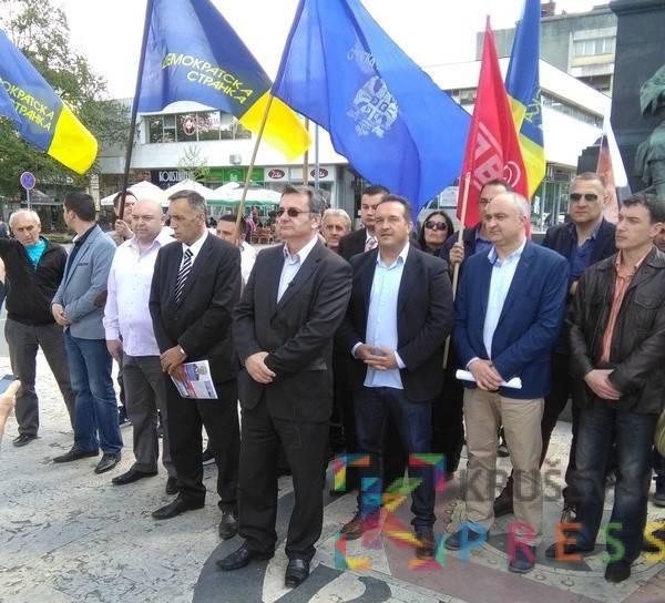 Šest opozicionih stranaka postiglo je dogovor o zajedničkom nastupu na dan izbora FOTO: S. Milenković