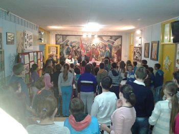 Osnovna škola u Donjem Krčinu je pre deset godina imala 330 đaka a sada samo 204