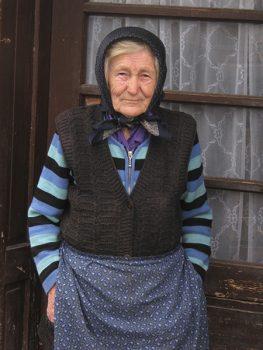 Jovanka Miloković živi sa 5.000 dinara mesečne socijalne pomoći FOTO: S. Milenković
