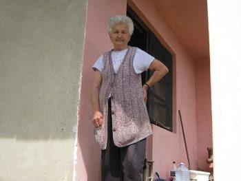 Radica Jovanović je jedan od dvoje korisnika Narodne kuhinje Crvenog krsta u Izbenici FOTO: S. Milenković