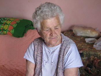 Radica Jovanović preživljava sa 9.500 dinara socijalne pomoći FOTO: S. Milenković