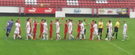 Pobeda fudbalera protiv Sinđelića