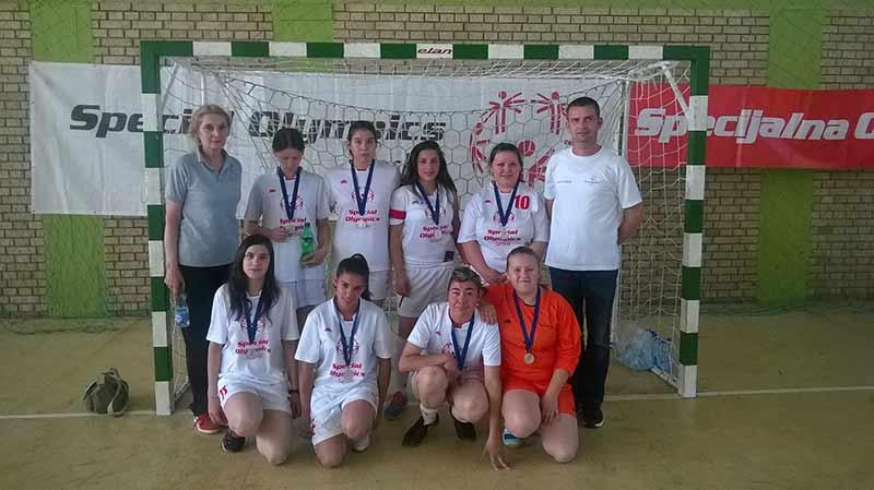 Palestrine fudbalerke uzele srebro