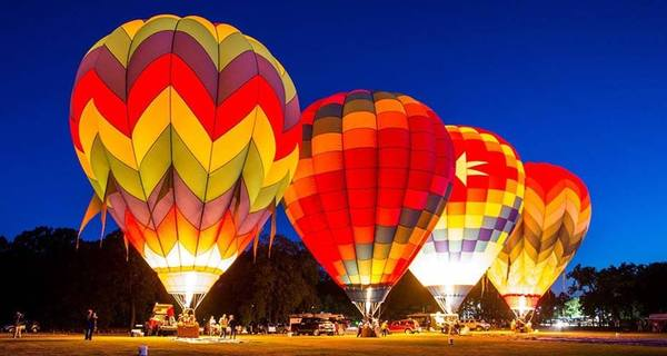 Prvi međunarodni festival balona