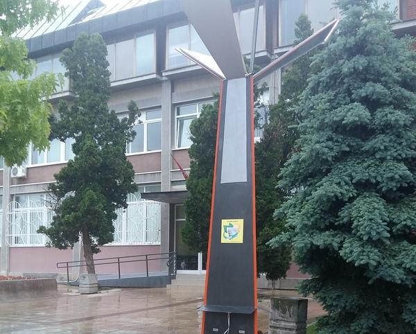 Solarni punjač za mobilne uređaje na šetalištu u Trsteniku