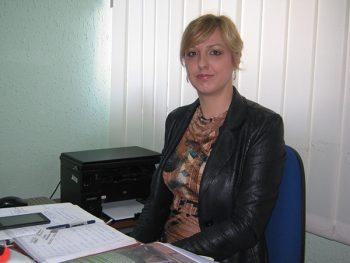 Dragana Radosavljević, šef kabineta predsednika Opštine Ćićevac FOTO: S. Milenković