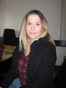 Marija Brajović, koordinatorka Kancelarije za mlade u Varvarinu FOTO: S. Milenković