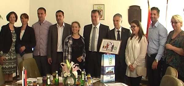 Belgijski ambasador u Brusu